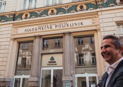 Reflux- und Schilddrüsenchirurg Magen Ordination Wien
